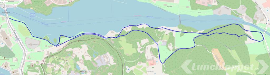 Lunchloppet Djurgåden
